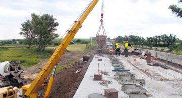 ООО «Рустехнологии»: Первый этап реконструкции мостов в Верхнемамонском  районе завершен