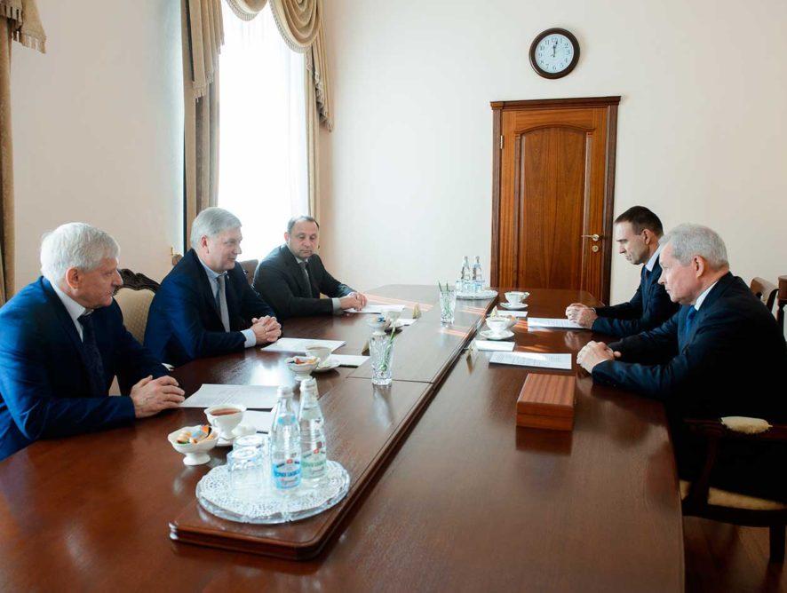 Руководитель Ространснадзора отметил хорошее состояние автомобильных дорог в Воронеже