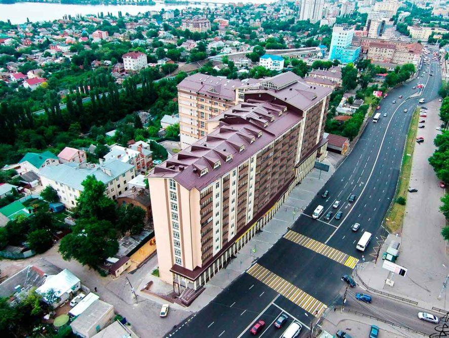 В Воронеже разработают новую схему дорожного движения