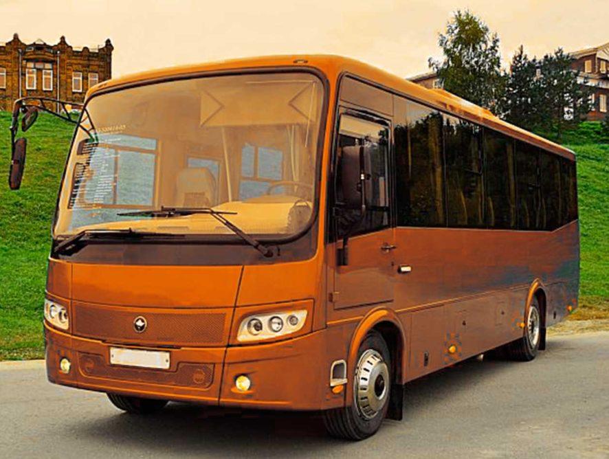 Воронежская область закупит оранжевые автобусы почти на 100 млн рублей