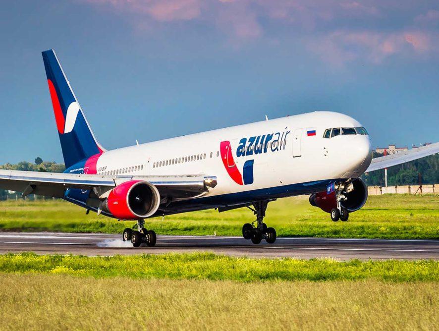 Чартерные рейсы в Дубай из Воронежа запустит Azur air