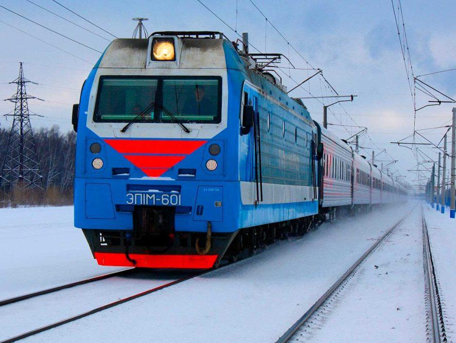 В новогодние праздники в рейсы отправятся более 1200 дополнительных поездов дальнего следования