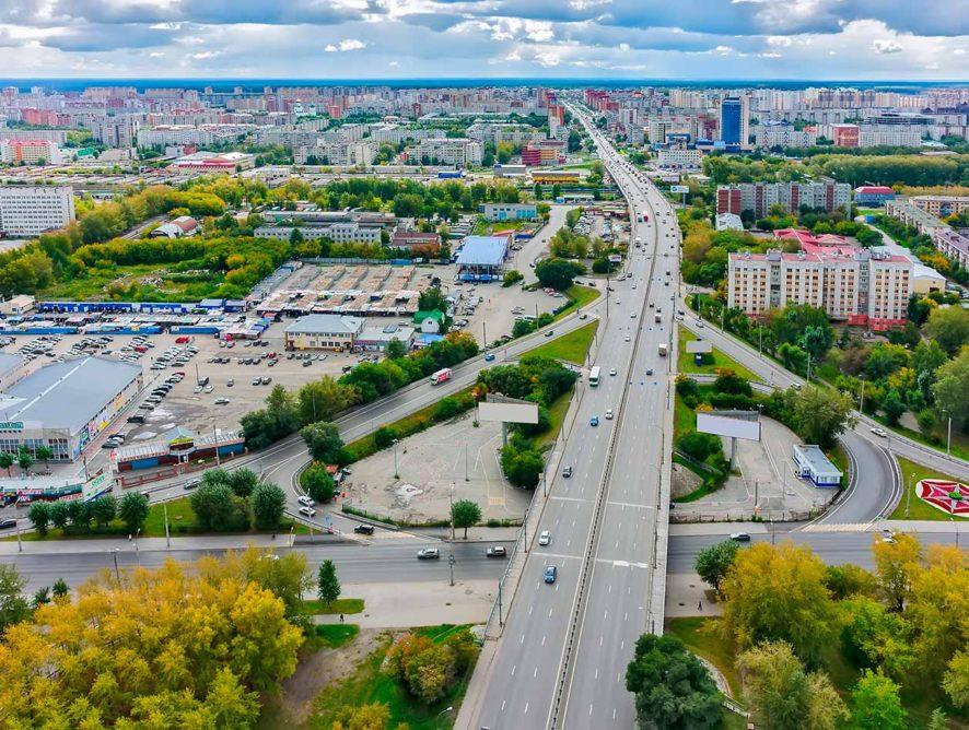Названы города России с лучшими дорогами