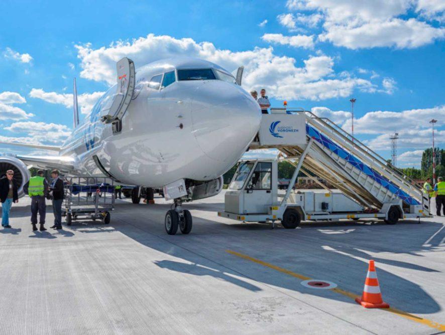 Воронежский аэропорт рассчитывает нарастить пассажиропоток до 3 млн человек