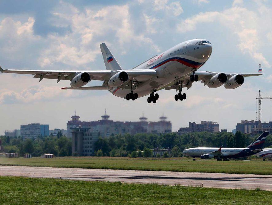 В Воронеже запустили производство модернизированного Ил-96