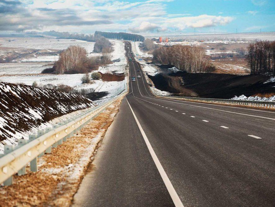 Более 60 км трассы Р-22 в Волгоградской области привели в нормативное состояние