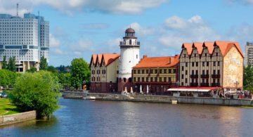 В Воронеж могут запустить прямые рейсы из Калининграда