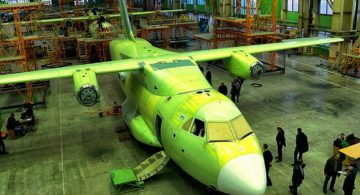 Второй опытный образец Ил-112В Воронежский авиазавод передал на испытания