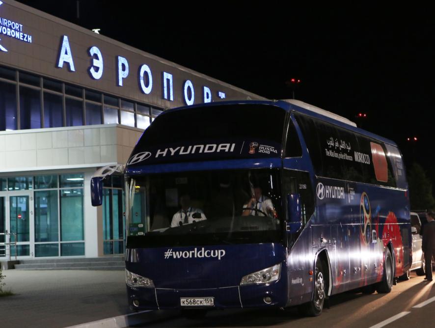 Воронежский аэропорт запустил экспрессы для иногородних