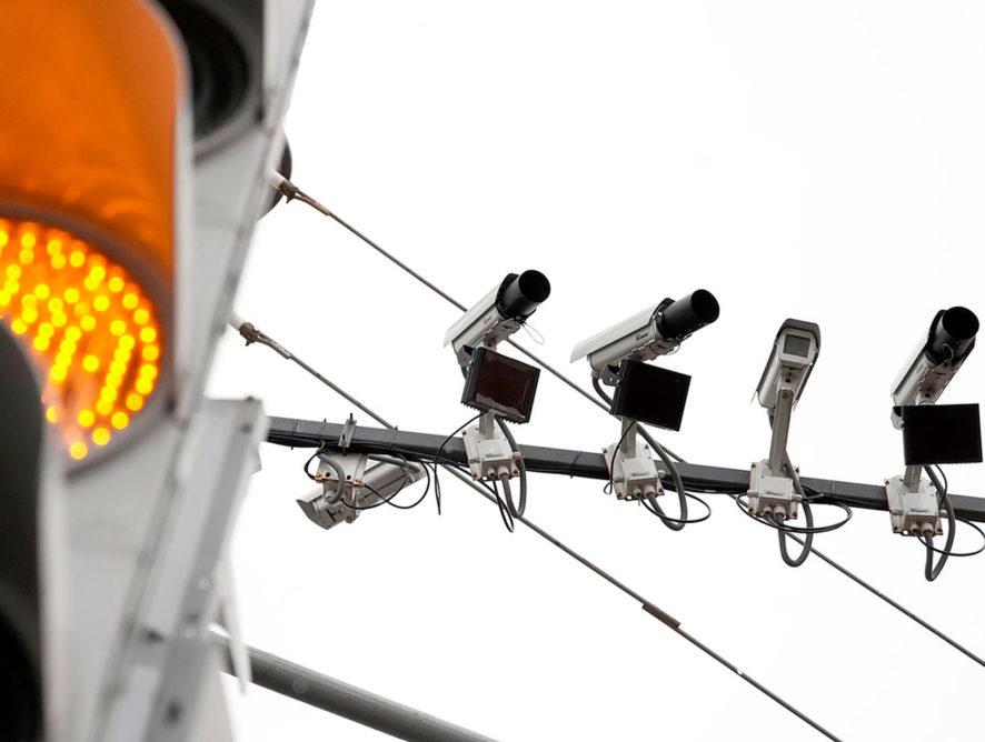 Одна камера видеофиксации за год в среднем выявляет 8 тысяч нарушений скоростного режима
