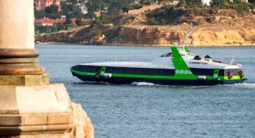 Сразу несколько российских компаний хотят заняться морскими перевозками в Крыму