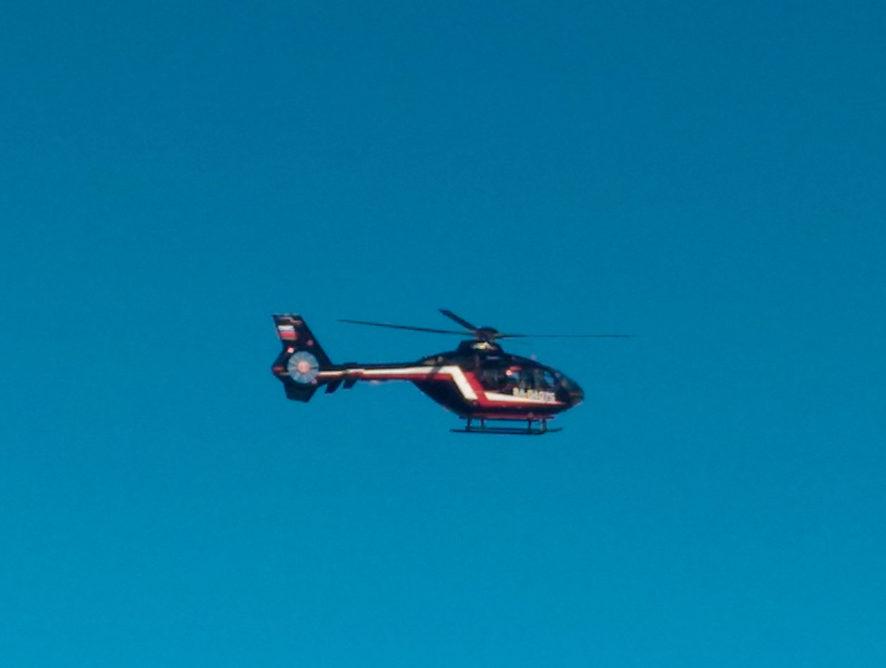 Воронежский центр медицины катастроф готов заплатить 95 млн рублей за аренду и обслуживание вертолета в этом году