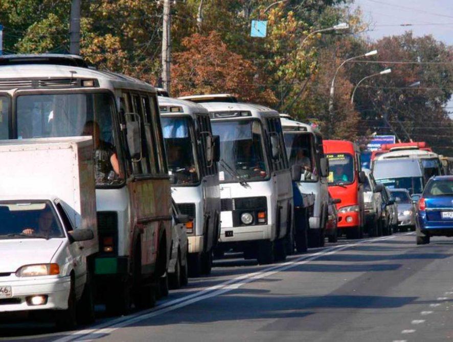 Новые изменения в закон о лицензиях могут проредить количество маршруток у воронежских перевозчиков