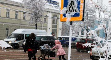 В Воронеже вновь будут ловить водителей, не пропускающих пешеходов на переходах