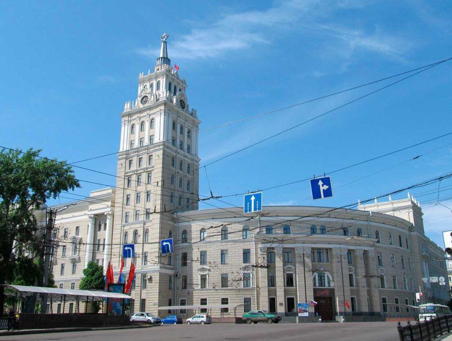 В здании ЮВЖД в Воронеже прошли обыски