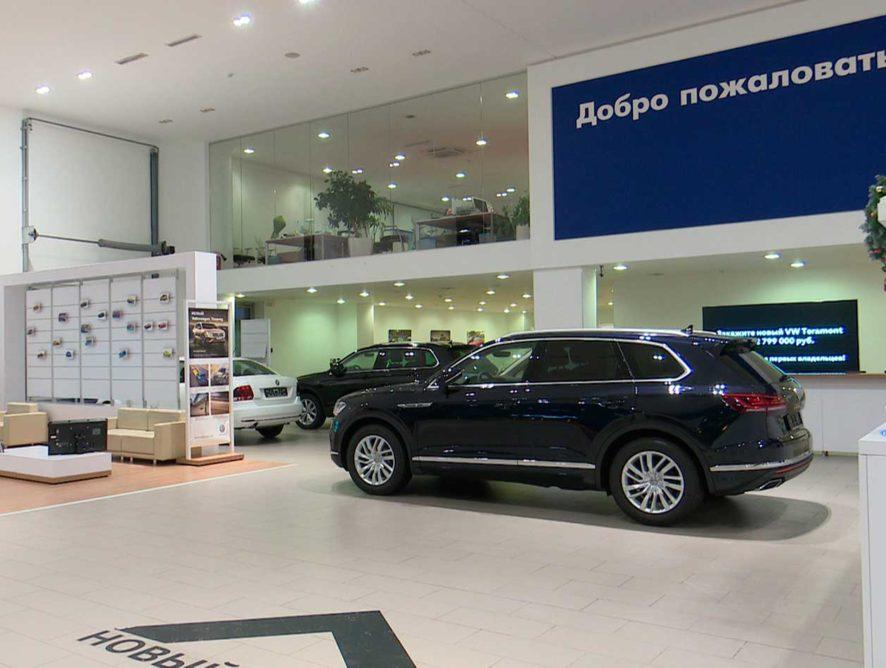 Volkswagen расторг дилерский контракт с воронежским «Гаусом»