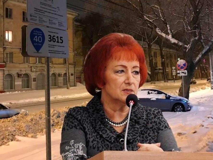Воронежский политик заявила в прокуратуру о коррупционности мэрии в деле платных парковок