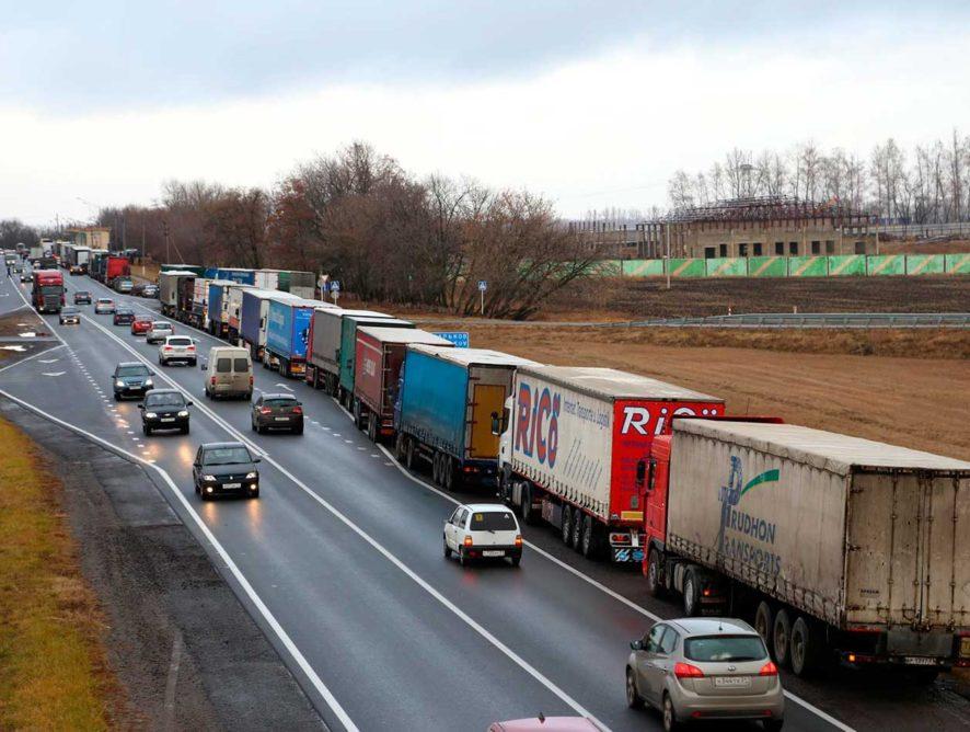На участке трассы М-2 Крым в Орловской области до конца июня меняется схема движения