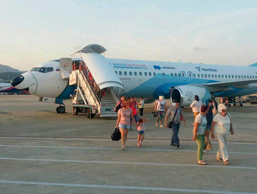 На Черное море из Воронежа начнут летать самолеты пяти авиакомпаний