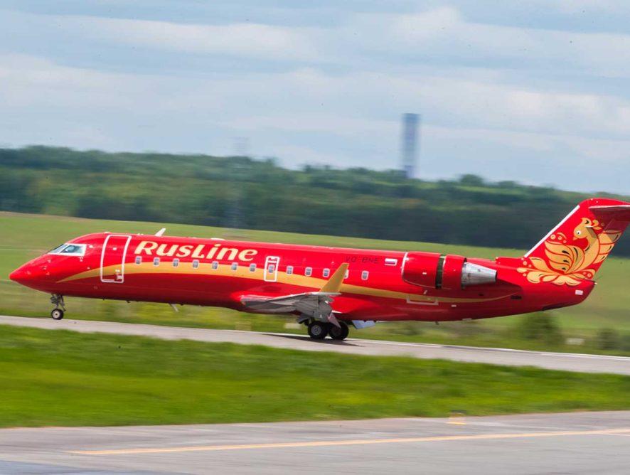 «Руслайн» планирует запустить прямые рейсы из Тамбова в Санкт-Петербург, Сочи и Симферополь