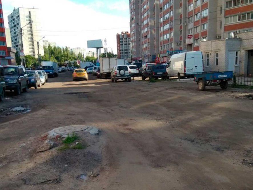 Проект строительства дороги на самой убитой улице Северного района Воронежа рассмотрят на публичных слушаниях