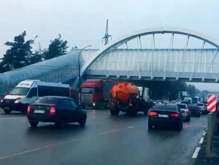 Воронежская мэрия утвердила планировку новой дороги от проспекта Патриотов в направлении Гардарики