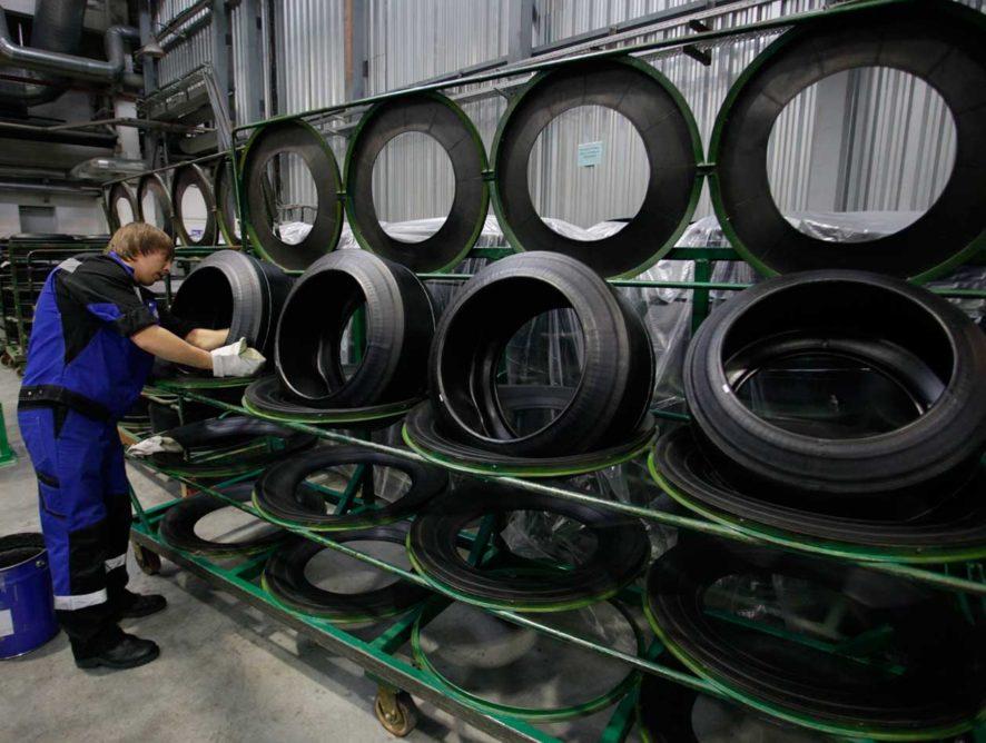 К 2021 году объем производства Воронежского шинного завода составит 4 млн шин ежегодно