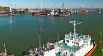 Инвестиции в развитие порта Таганрога выросли в 2,3 раза