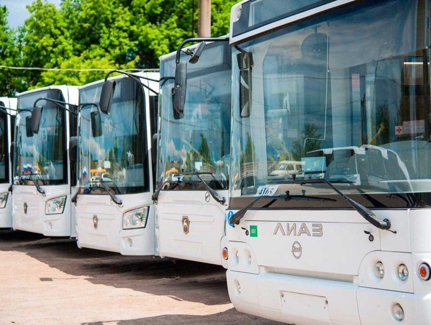 Рост стоимости проезда на новых автобусах анонсировали в Воронеже