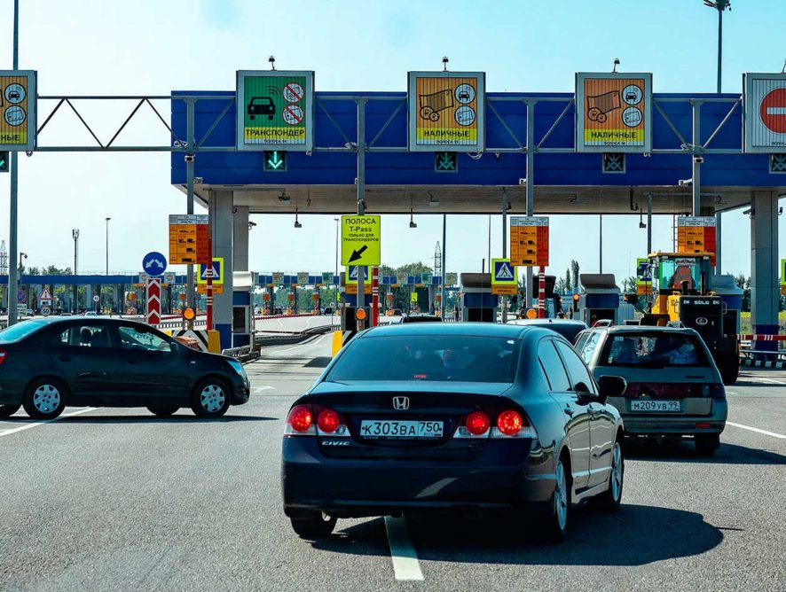 Водителей начали штрафовать за проезд без оплаты по М4 в Воронежской области