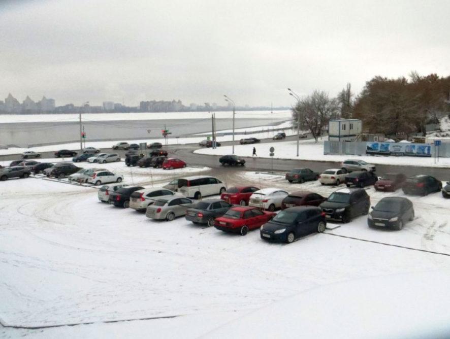 Две новые перехватывающие парковки появятся в Воронеже