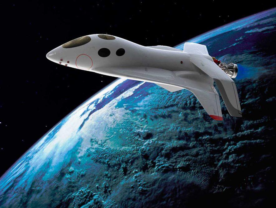 Космическая яхта для туристов появится в России