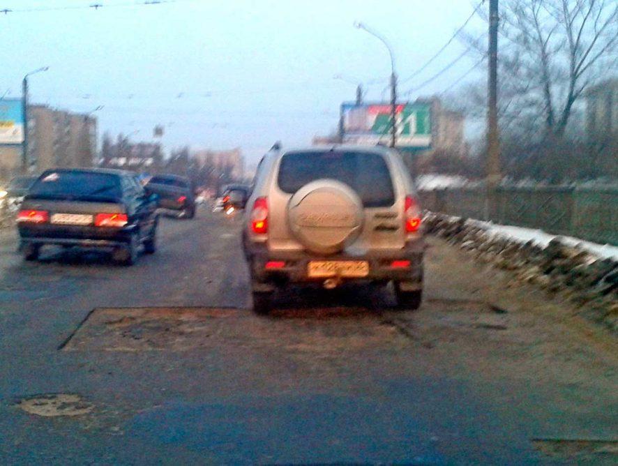 Губернатор анонсировал реконструкцию виадука на улице 9 Января в Воронеже