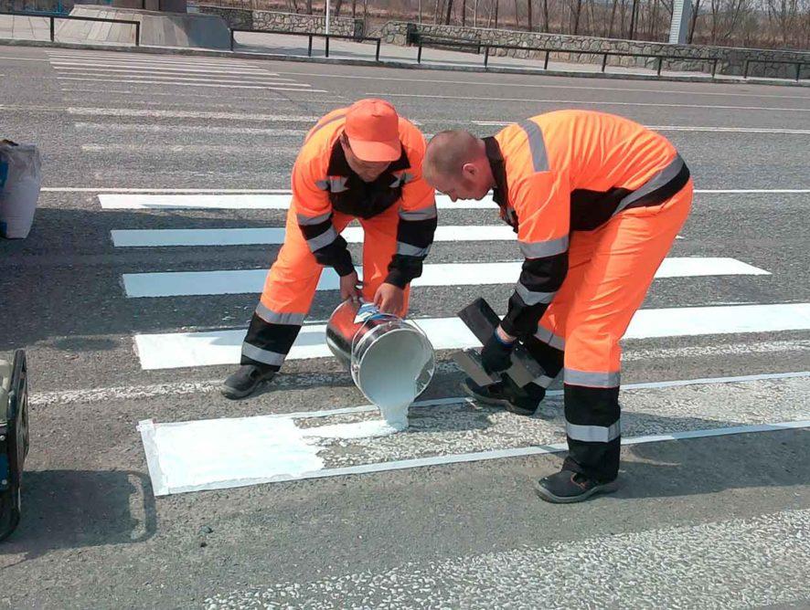 В Воронеже на восстановление дорожной разметки выделят более 123 млн рублей