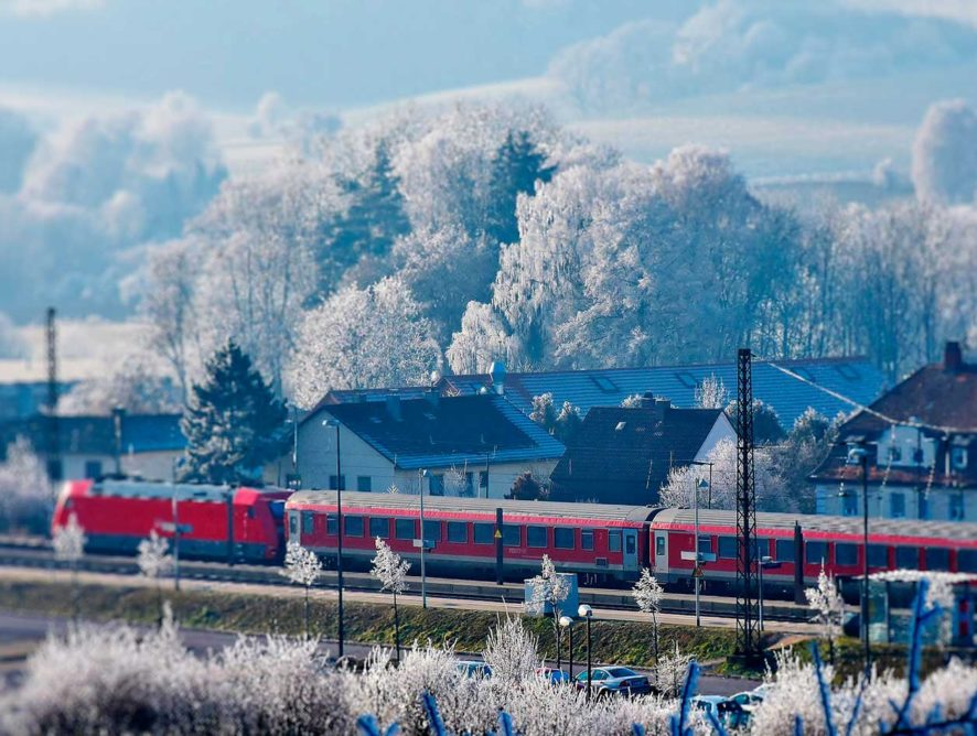 Дополнительные поезда дальнего следования будут курсировать в праздничные дни марта