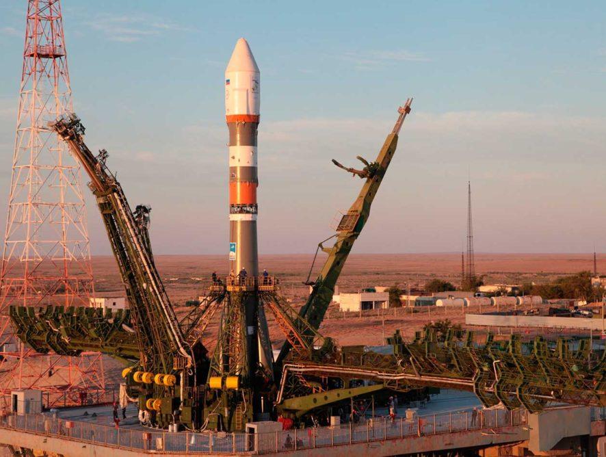 Ракету-носитель с двигателем воронежского производства запустили с космодрома Байконур