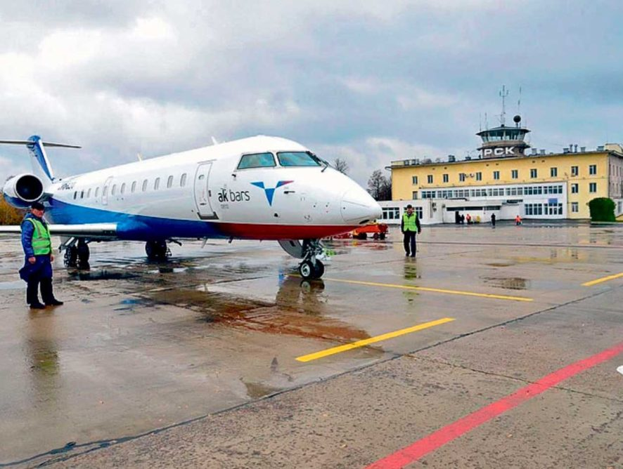 Потенциальный концессионер вложит 200 млн рублей в строительство курского аэропорта с нуля