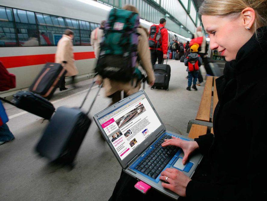 Услуга бесплатного Wi-Fi будет доступна на 218 российских вокзалах до конца 2019 года