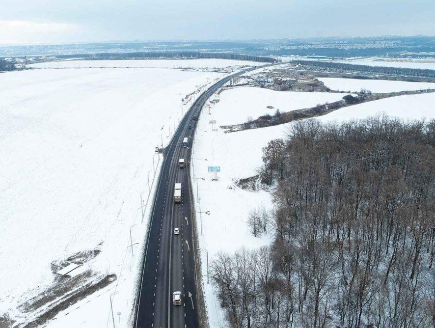 В Воронежской области в нормативное состояние приведут 29 км автодорог Р-298 Курск-Воронеж и Р-22 «Каспий»