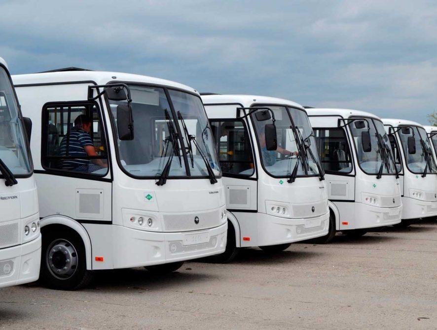 В Тамбовской области закупят автобусы на газомоторном топливе