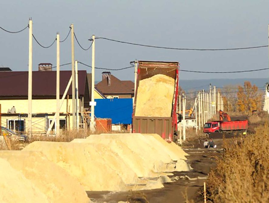 В Тамбове построят дорогу к микрорайону для многодетных семей почти за 200 млн рублей