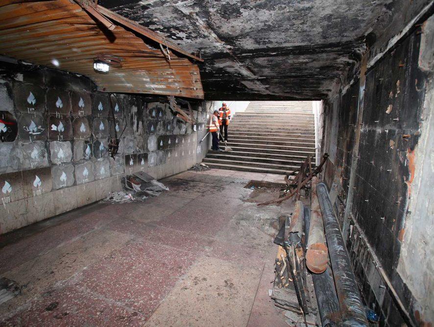 Воронежские власти оценили стоимость реконструкции четырех подземных переходов в 41 млн рублей