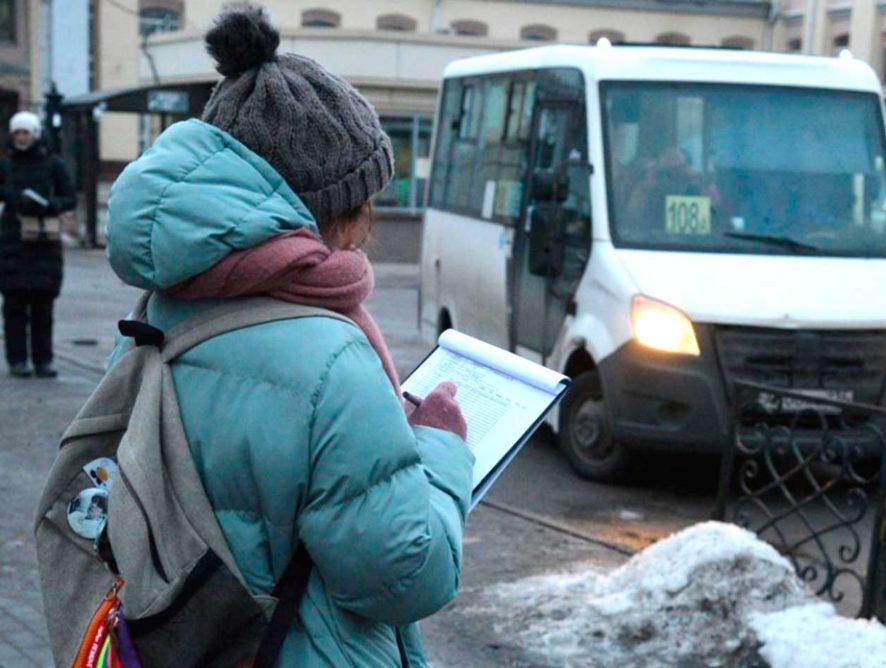 В Воронеже доцент пожаловался в прокуратуру на принуждение студентов к подсчету пассажиров