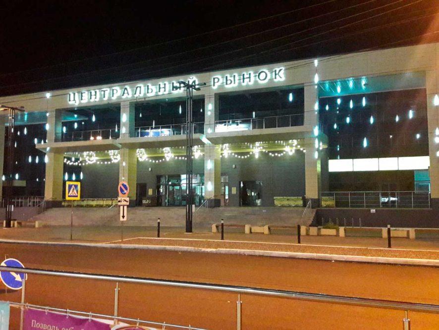 «Аксиома» к осени запустит на простаивающем паркинге Центрального рынка Воронежа новый ТЦ с товарами для дома
