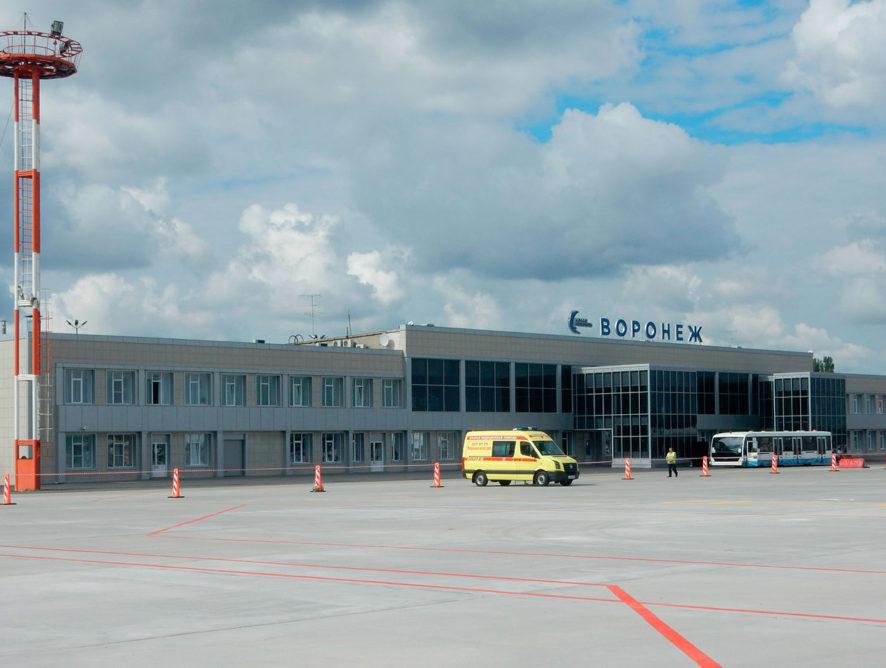 Новый терминал воронежского аэропорта за 6 млрд рублей начнут строить не раньше 2020 года
