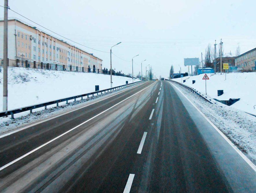 Федеральные дороги  Воронежской  области готовы к весеннему паводку