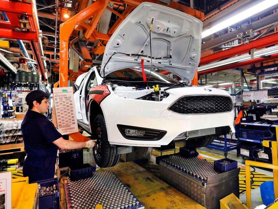 Ford прекратит производство легковых авто в России к концу июня