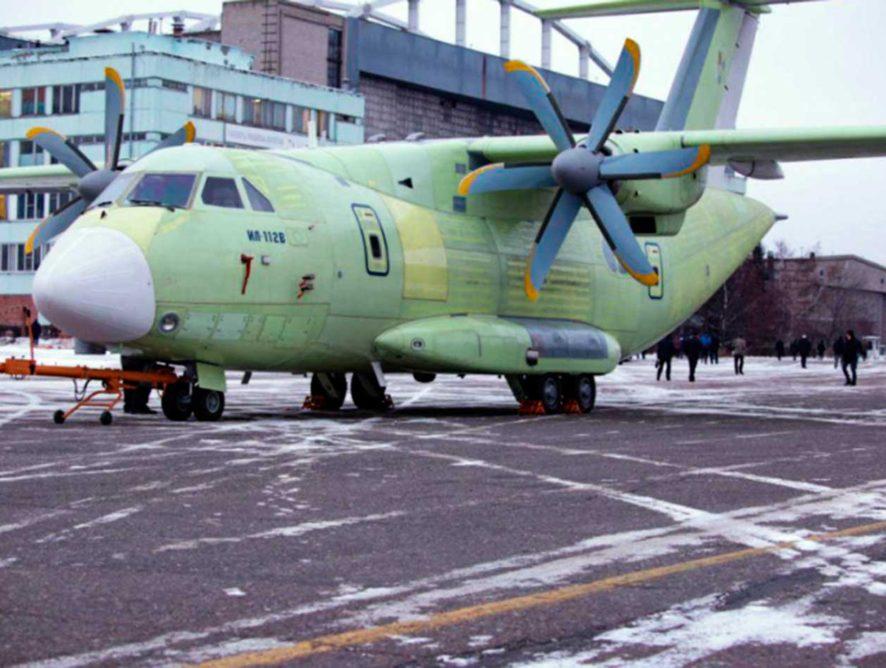 Воронежский самолет Ил-112В получил разрешение на полет