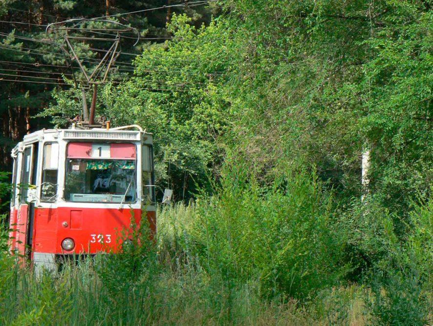 Архивные кадры с трамваями в Воронеже показали к 10-летию их закрытия