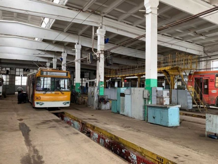 Москва оставила Воронеж без б/у-шных троллейбусов